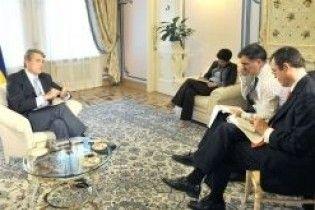 Ющенко: вибори вирішать – буде Україна в Європі чи в Азії