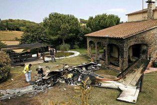 Під Барселоною друга за добу авіакатастрофа