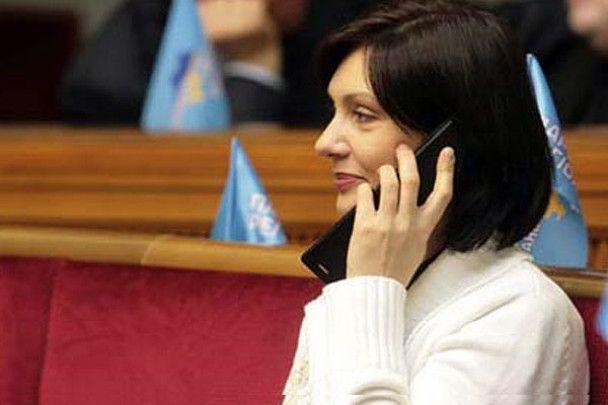 """Соратниця Януковича стала """"Венерою в гіпсі"""""""