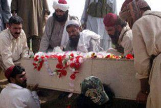 """Ватажка """"Талібану"""" не було на похороні в Пакистані під час обстрілу"""