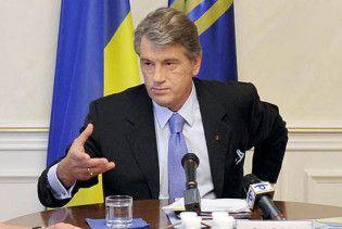 Ющенко полетить до США розповідати про Голодомор і демократію