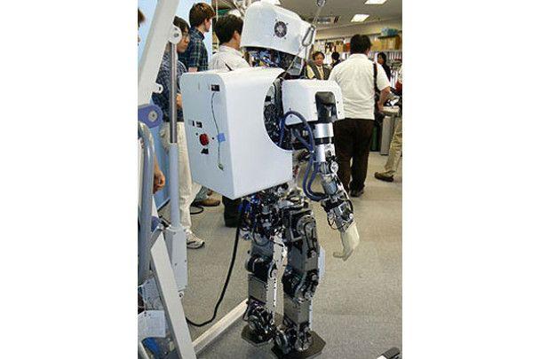 Вчені створили емоційного робота