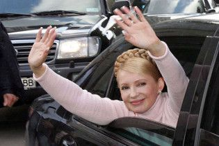 Тимошенко відбула на зустріч з президентом Кореї