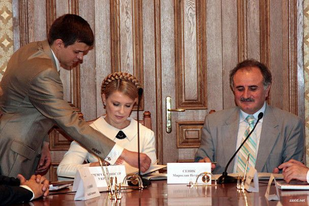 Як Юлія Тимошенко до Львова літала