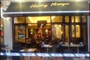 В Лондоні невідомий розстріляв відвідувачів престижного ресторану