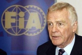 """Мослі: """"Якби я був президентом, Формула-1 вирушила б у Бахрейн тільки через мій труп"""""""