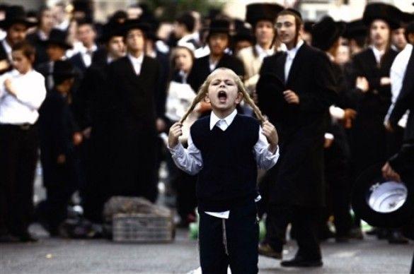 Безлади в Єрусалимі