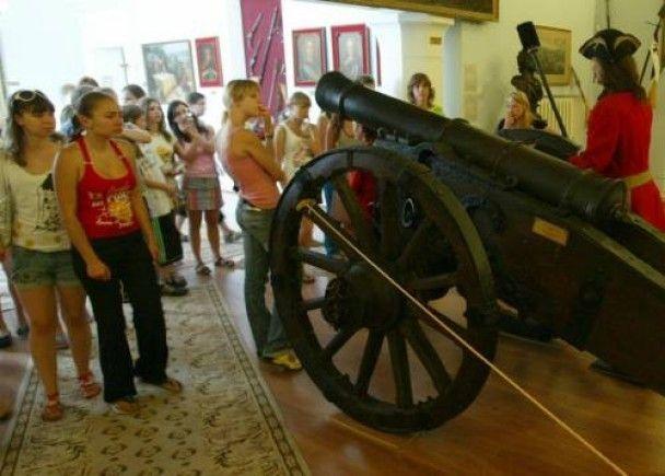 На 300-річчя Полтавської битви козаки влаштували провокацію
