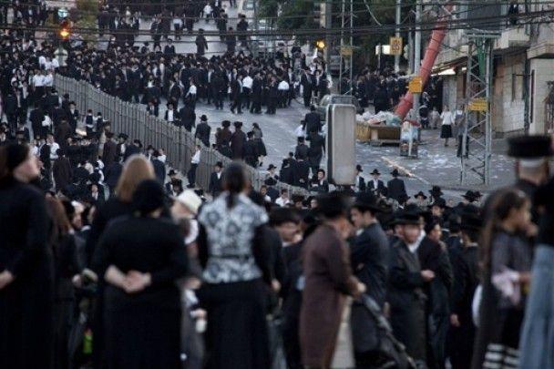 На вулицях Єрусалима розгорілася релігійна війна