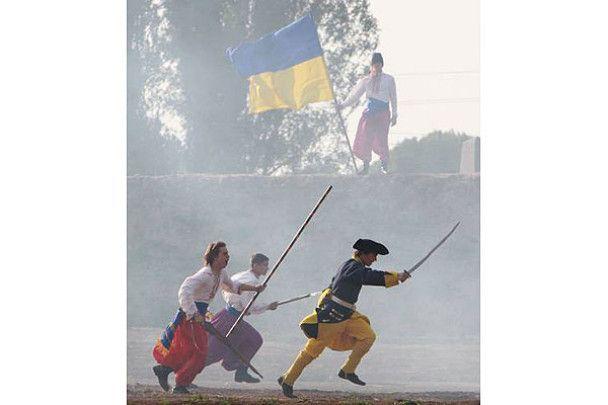 300-річчя Полтавської битви