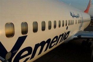 Знайдені уламки єменського літака та тіла 13 пасажирів