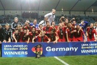 Німеччина розгромила Англію в фіналі чемпіоната Європи з футболу