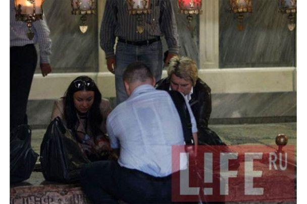 Басков та Фьодорова посповідались перед весіллям