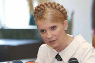 Тимошенко прийшла у Верховну раду
