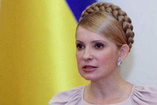 Тимошенко вимагає від Лозінського скласти мандат