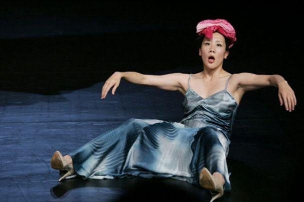 Пам'яті першої леді танцю Піни Бауш