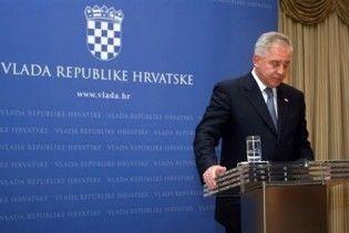 Прем'єр Хорватії подав у відставку та пішов з політики
