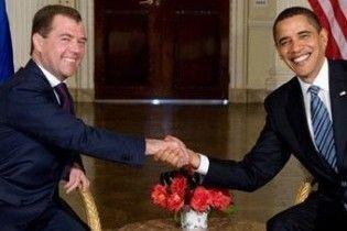 Обама розкритикував Мєдвєдєва за справу Ходорковського