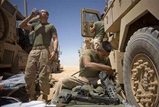США збільшать свій контингент в Афганістані