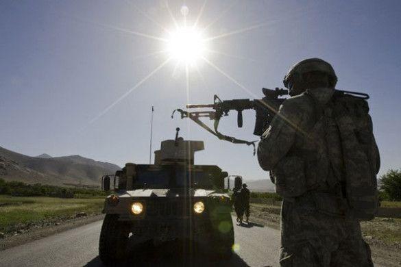 Американські війська в Афганістані