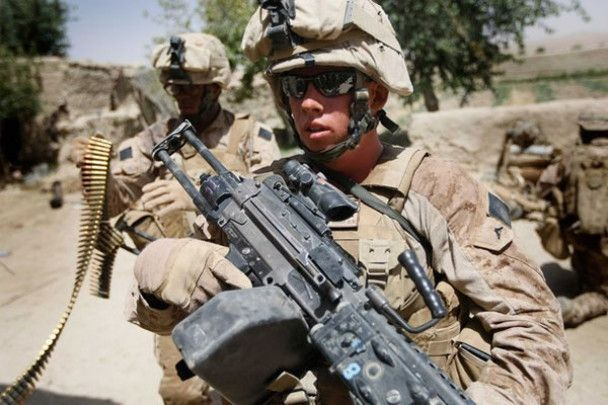 Військова операція США в Афганістані