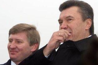 Західні ЗМІ: Янукович пригрозив Ахметову долею Ходорковського