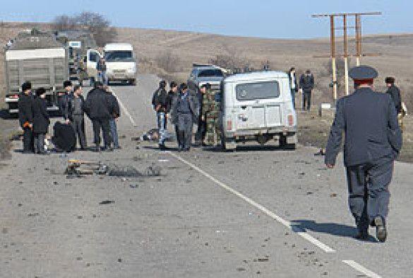Напад на міліціонерів в Інгушетії