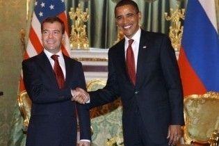 Обама підпише в Москві контракти на півтора мільярда доларів