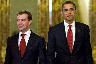 Обама та Мєдвєдєв гарантують безпеку України