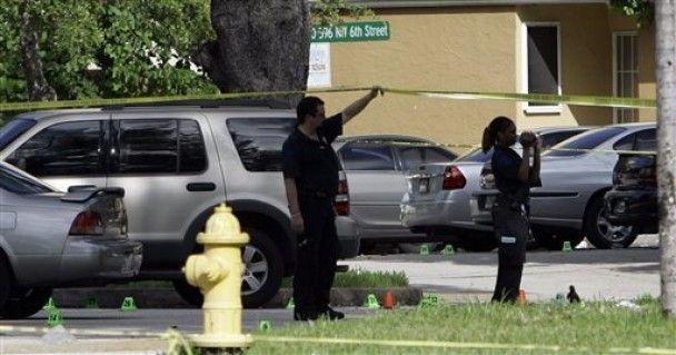 В США невідомі розстріляли приватну вечірку