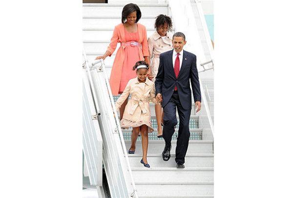 Перший візит Барака Обами до Росії