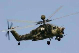 Новітній військовий вертоліт Росії розбився під час випробувань