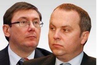 Луценко не подаватиме до суду на Шуфрича через бійку