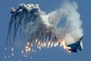 Росія збила три власні літаки під час війни з Грузією