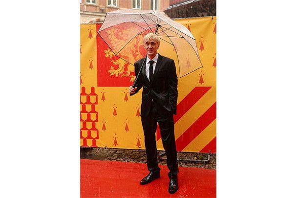 Гаррі Поттера в Лондоні залило дощем