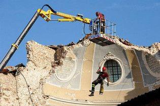 В Аквілі знову стався сильний землетрус