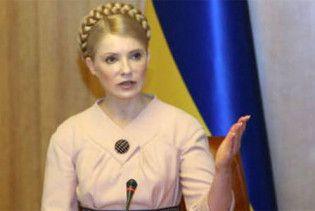 Тимошенко: опозицію слід озброїти