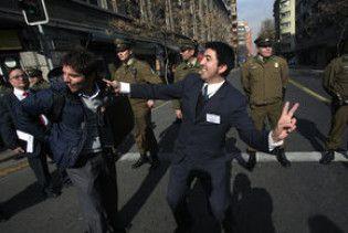 70 тисяч чилійських держслужбовців влаштували страйк