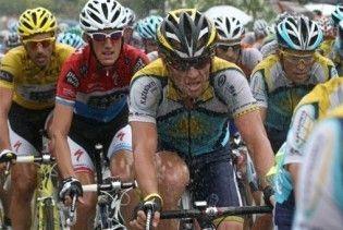 Норвежець виграв грозовий етап на Тур де Франс