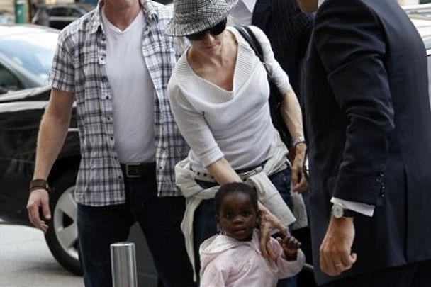 У Мадонни з'явився Чіфундо