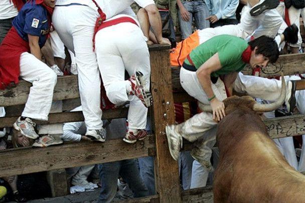 Божевільне свято биків Сан-Фермін
