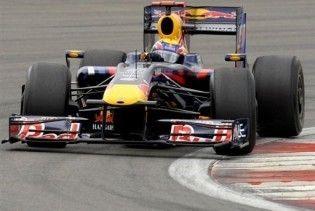 Уеббер виграв кваліфікацію Гран прі Німеччини