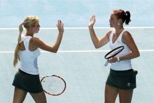 Сестри Бондаренко виграли турнір Prague Open