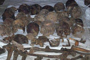 В Албанії знайдене масове поховання жертв комуністичного режиму