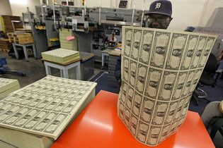 США завершать рік із рекордним дефіцитом бюджету