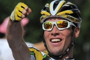 """Британець Кавендіш зробив """"покер"""" на """"Тур де Франс"""""""