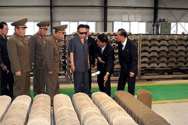 У КНДР почалися зйомки фільму про Кім Чен Іра