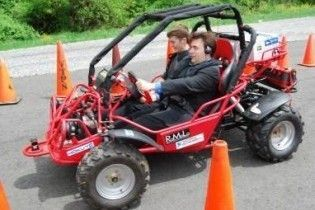 Американці створили автомобіль для сліпих