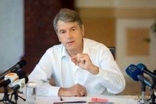 Ющенко знову заговорив про дострокові вибори Ради