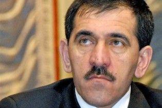 Президент Інгушетії Євкуров почав говорити
